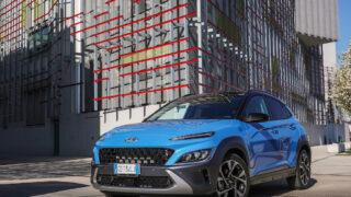 Hyundai Kona, il restyling aggiunge sportività ed elettrificazione