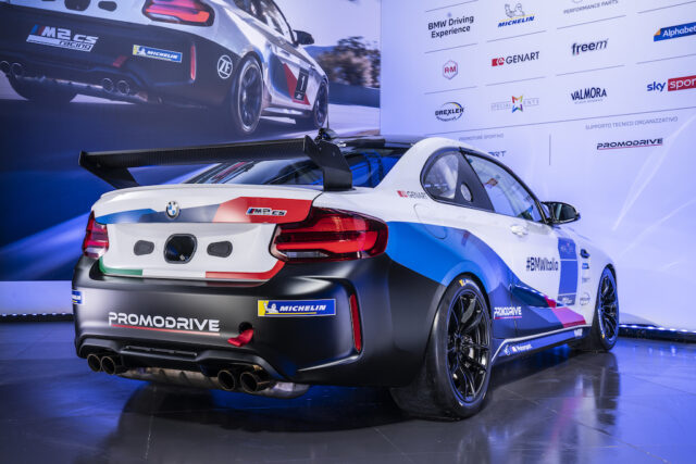 Monomarca BMW M2 CS Racing Cup Italy