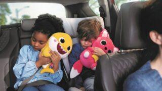 Toy assist: il peluche di Hyundai per promuovere l'uso delle cinture di sicurezza