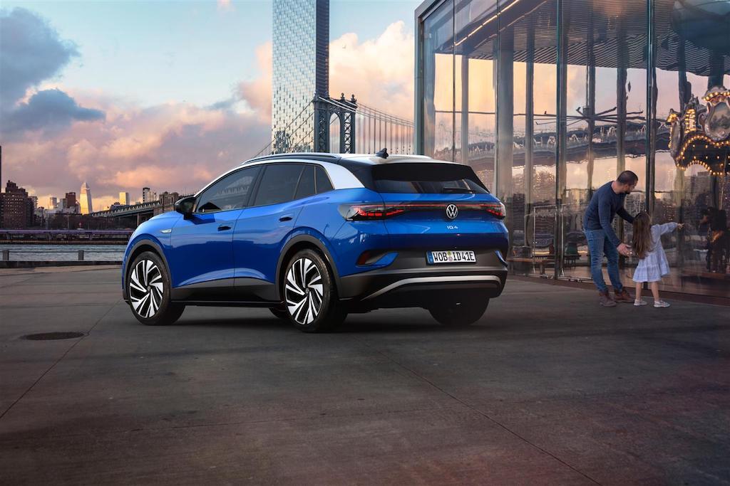 Volkswagen ID.4 si aggiudica l'Oscar delle auto: è la World Car of the Year 2021