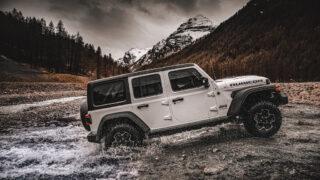 Nuova Wrangler 4xe: l'ultima elettrificata della famiglia Jeep