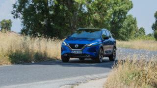 """Nissan Qashqai: il crossover che si """"autoprotegge"""""""