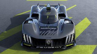 Peugeot 9X8 Hypercar: una nuova era delle corse