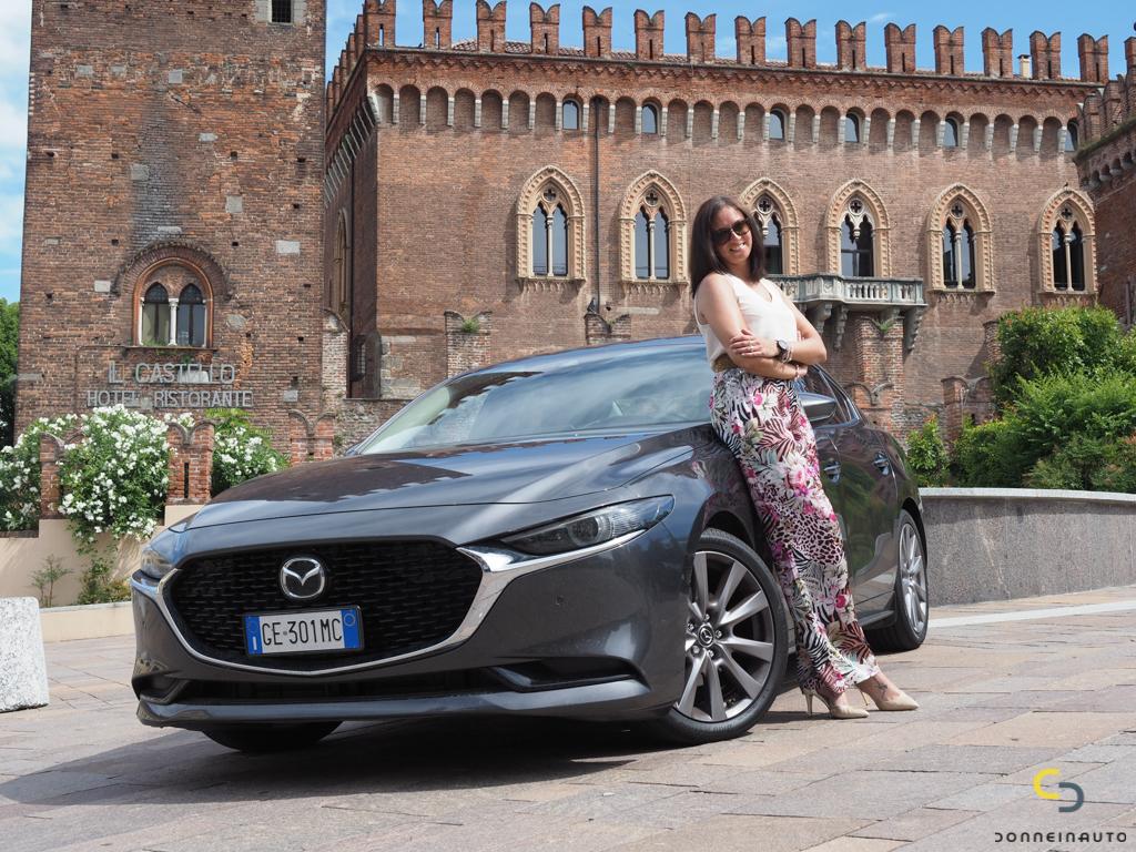 Nuova Mazda3 2021 Sedan