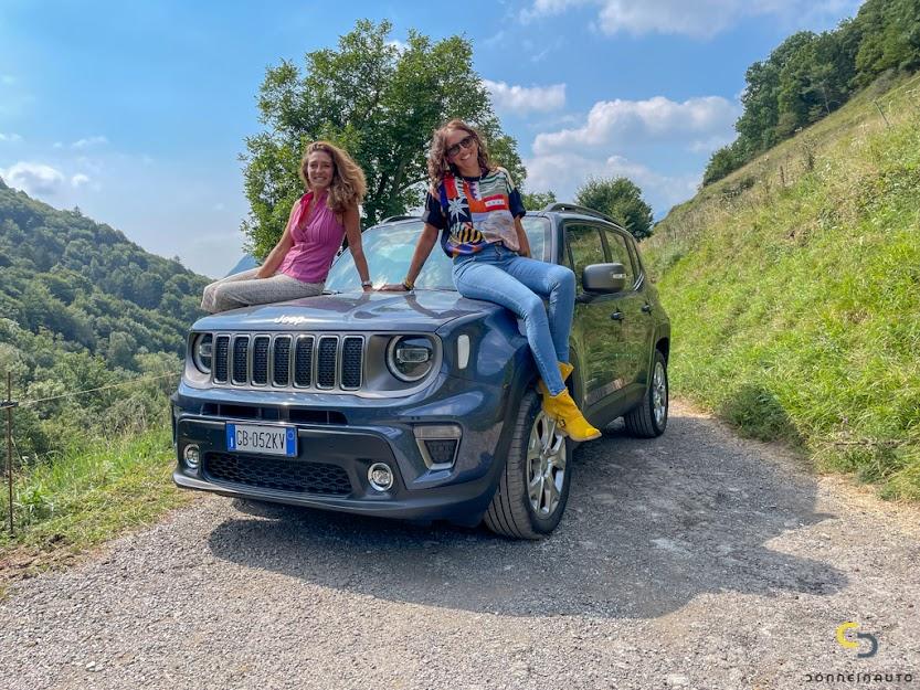 Jeep Renegade 4xe: l'ibrida plug-in che vive di avventure