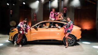 Ford Mustang Mach-E GT: arriva con uno show il purosangue più potente
